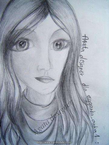 portret mojej najki XD