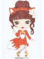 Dziewczyna lis